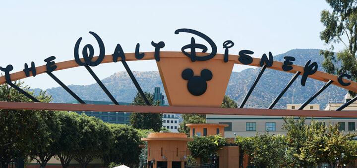 Disney Gender Gap