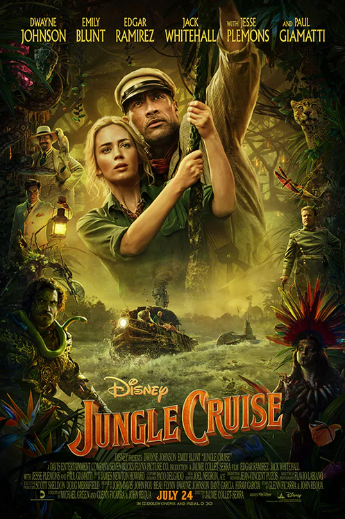 Jungle Cruise. Image: Disney