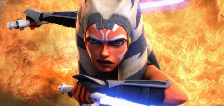 Ahsoka Tano. Image: Lucasfilm