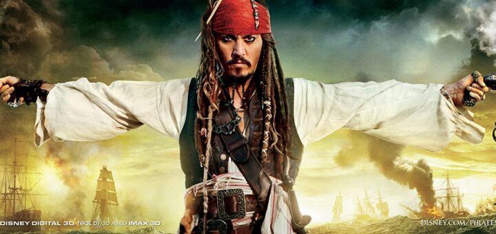 Pirates of Caribbean 1st movie