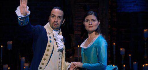 LMM and Phillipa Soo
