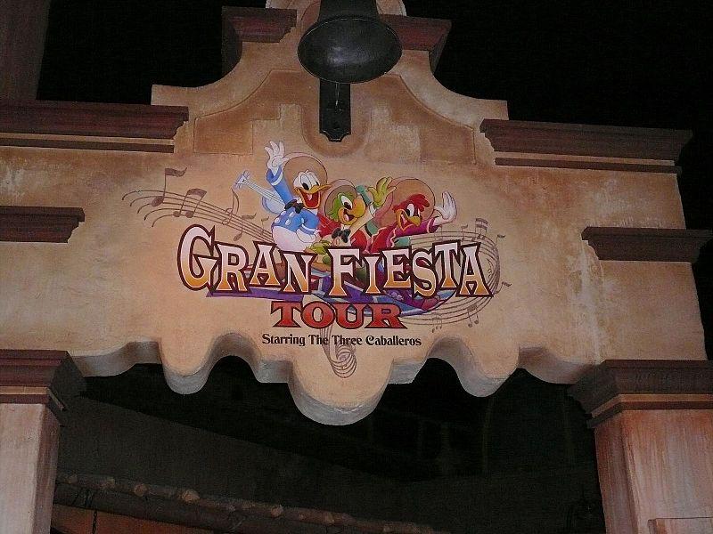 Grand Fiesta Boat Ride