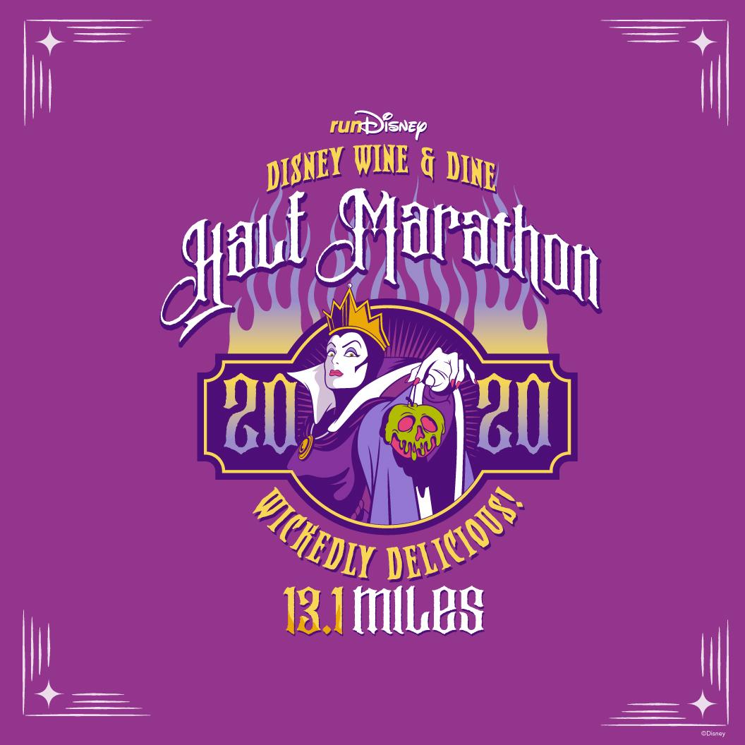 half marathon merch design