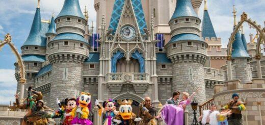 Walt Disney World show