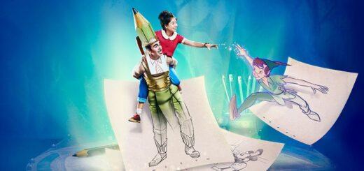cirque du soleil, drawn to life, disney