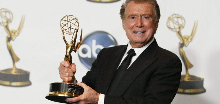 regis philibin, Emmy, dies