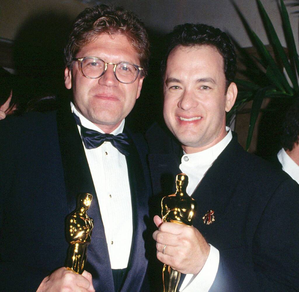hanks and Zemeckis